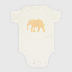 Elephant Baby Grow
