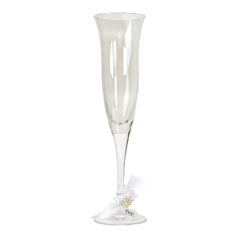Wine Champagne Glass Charm