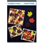 Autumn Leaves Patterning Place Mat
