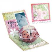 Sweet Aubrey Ball Pop-Up Card