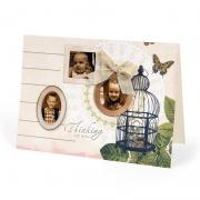 Thinking of You Photo Frames Card