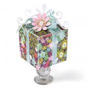 Gift Box on a Pedestal