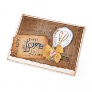 Let Love Light Your Way Card