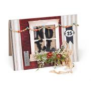 Noel Window Card