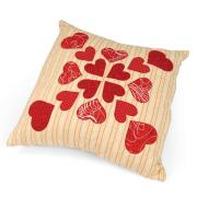 Hearts for My Valentine Pillow