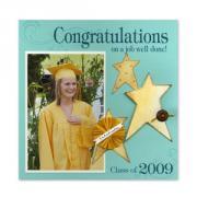 Congratulations Graduate Scrapbook Page