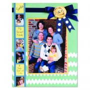 Snap Shot Memories Scrapbook Page
