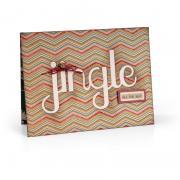 Jingle All the Way Card