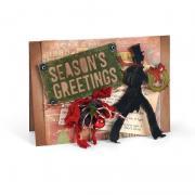 Season's Greetings Gent Card