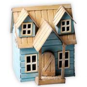 Dormer Window House