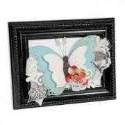Inspire Butterfly Frame