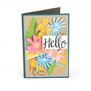 Spring Things Hello Card