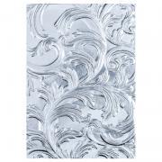 Sizzix 3-D Texture Fades™ Embossing Folder - Elegant