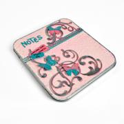 Adorned Note Tin