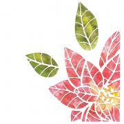 Sizzix Thinlits Die Set 3PK - Poinsettia Pieces