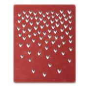Sizzix Thinlits Die Set 4PK - Falling Hearts by Tim Holtz