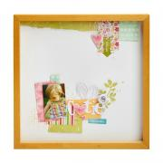 Cutie Framed Layout