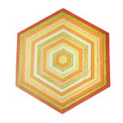 Sizzix Framelits Plus Die Set 15PK - Hexagons