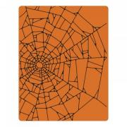Texture Fades Embossing Folder - Cobwebs