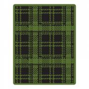 Texture Fades Embossing Folder - Plaid
