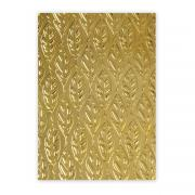 Sizzix 3-D Textured Impressions Embossing Folder - Feathers