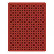 Sizzix Texture Fades Embossing Folder - Courtyard
