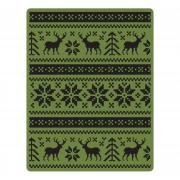Sizzix Texture Fades Embossing Folder - Holiday Knit by Tim Holtz