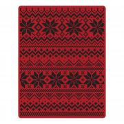 Sizzix Texture Fades Embossing Folder - Holiday Knit #2 by Tim Holtz