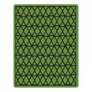 Sizzix Texture Fades Embossing Folder - Lattice