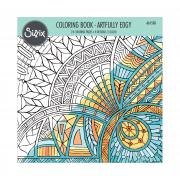 Sizzix Colouring Book - Artfully Edgy