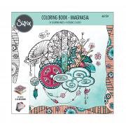 Sizzix Colouring Book - Imaginasia