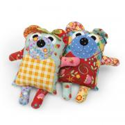 Sizzix Bigz Plus Q Die - Maggie & Quincy (Large Bear)