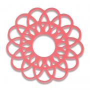 Sizzix Thinlits Die - Dainty Doily Mini