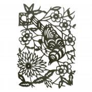 Sizzix Thinlits Die - Paper-Cut Bird