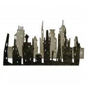 Sizzix Thinlits Die Set 2PK - Cityscape, Skyline