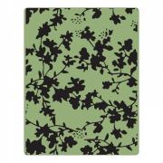 Sizzix Texture Fades Embossing Folder - Floral