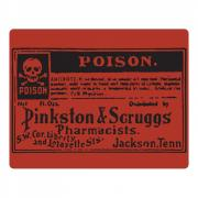 Texture Fades Embossing Folder - Poison by Tim Holtz