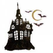 Thinlits Die Set 3PK - Haunted House