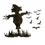 Thinlits Die Set 3PK - Scarecrow