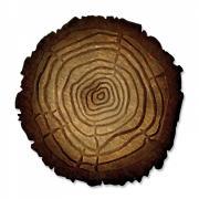 Bigz Die w/Texture Fades - Tree Rings