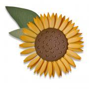 Sizzix Thinlits Die Set 4PK - Sunflower