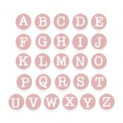 Sizzix Thinlits Die Set 26PK - Dainty Uppercase