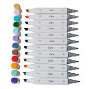 Sizzix Accessory – Permanent Pens, 12PK (Assorted Colours)