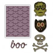 Sizzix Sidekick Side-Order Set - Halloween