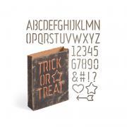 Sizzix Thinlits Die Set 44PK - Treat Bag