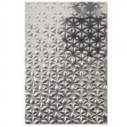 Sizzix 3-D Textured Impressions Embossing Folder - Star Fall