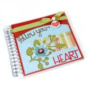 Follow Your Heart Notebook