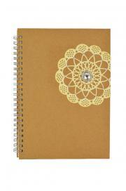 Doily Notebook
