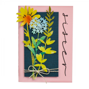 Wildflower Card