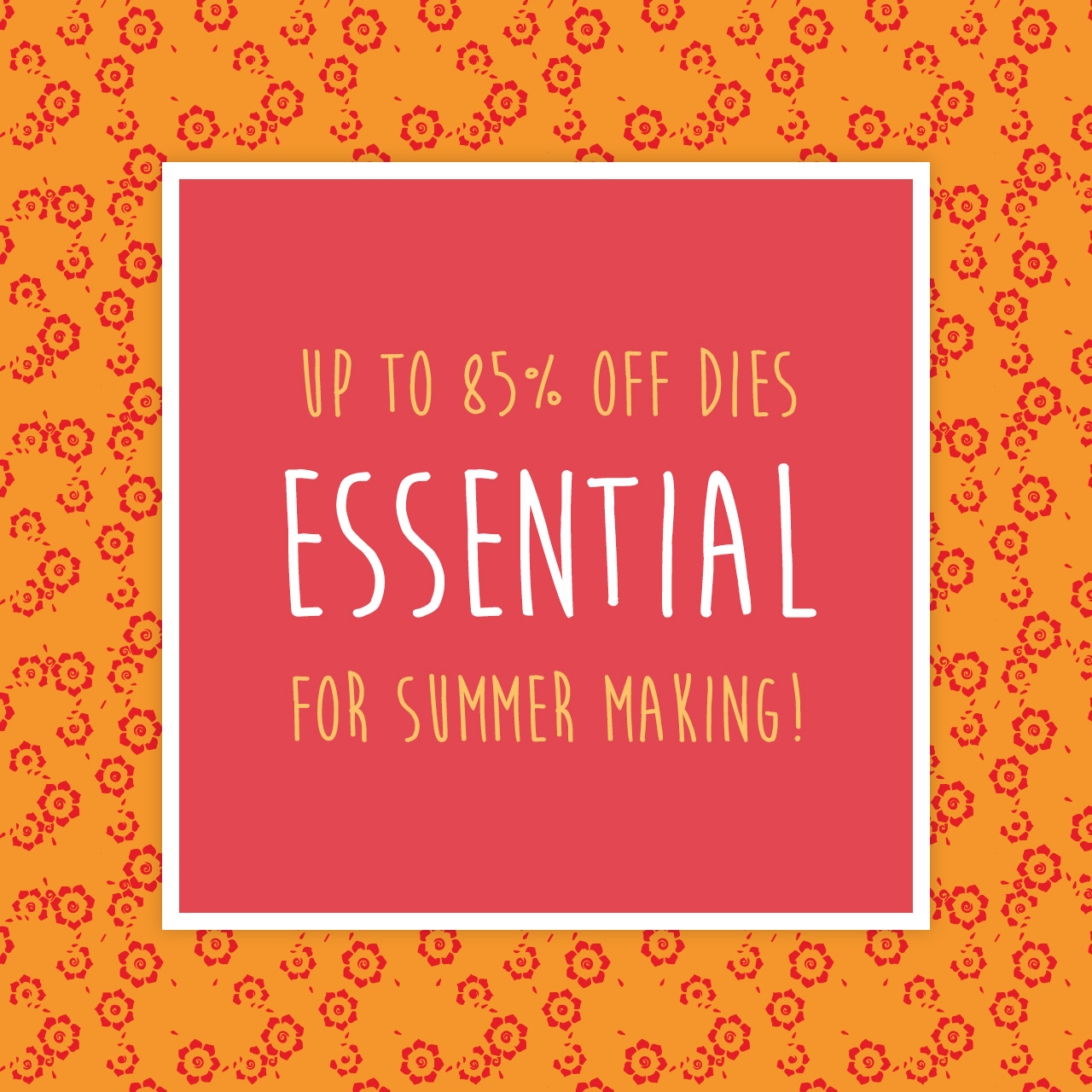 Up to 85% off summer essentials